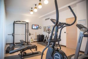 Corvetto Residence Porto Di Mare, Апарт-отели  Милан - big - 42