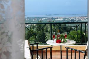 Orizzonte Apartments Lefkada, Апартаменты  Лефкада - big - 18