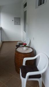 Apartments Milan, Pensionen  Herceg-Novi - big - 4
