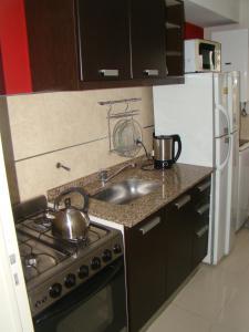Departamento Complejo Alto Villasol, Apartmanok  Cordoba - big - 5