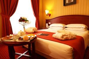 舒适双人或双床间