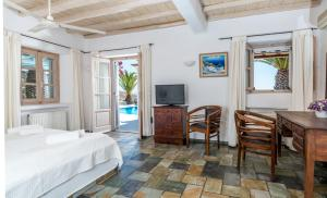Villa Irini, Ville  Panormos Mykonos - big - 33