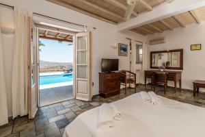 Villa Irini, Ville  Panormos Mykonos - big - 61