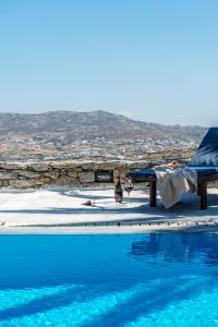 Villa Irini, Ville  Panormos Mykonos - big - 82