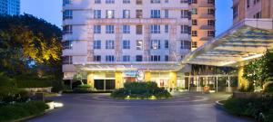 Somerset Berlian Jakarta, Apartmánové hotely  Jakarta - big - 20