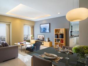 Somerset Berlian Jakarta, Apartmánové hotely  Jakarta - big - 4