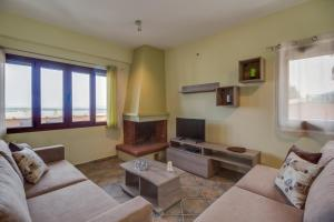 Sea View Villas, Appartamenti  Vourvourou - big - 44
