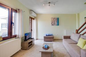 Sea View Villas, Appartamenti  Vourvourou - big - 46