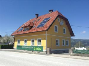 Ferienwohnungen Grün, Apartmány  Preitenegg - big - 14