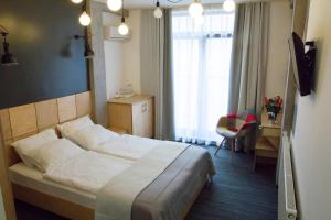 Etude Hotel, Hotels  Lviv - big - 47