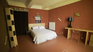 Chambre avec Vue, Bed and Breakfasts  Saignon - big - 4