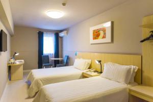 Jinjiang Inn - Hangzhou Economic-Technological Development Area, Szállodák  Hangcsou - big - 9