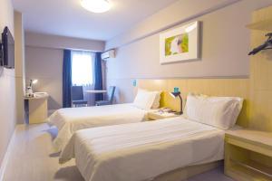 Jinjiang Inn - Shijiazhuang Ping An Street, Hotels  Shijiazhuang - big - 18