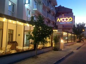 Mood Beach Hotel, Hotely  Didim - big - 21