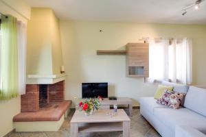 Sea View Villas, Appartamenti  Vourvourou - big - 17