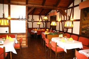 Hotel Restaurant Bieberstuben, Hotely  Menden - big - 6
