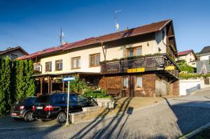 R-Penzion, Vendégházak  Český Krumlov - big - 1