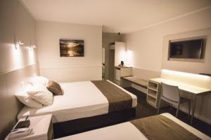 Wanaka Hotel, Отели  Ванака - big - 20