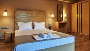 Athos Thea Luxury Rooms, Apartmány  Sarti - big - 27