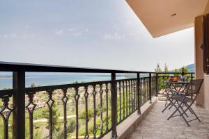 Sea View Villas, Appartamenti  Vourvourou - big - 5