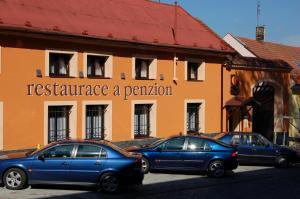 Penzion a Restaurace Na Jízdárně