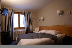 Hotel de la Placette Barcelonnette, Hotels  Barcelonnette - big - 7