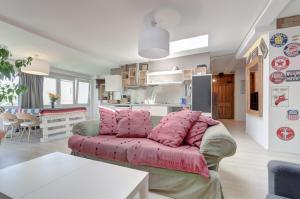 Dom & House - Apartamenty Monte Cassino, Apartmány  Sopoty - big - 92