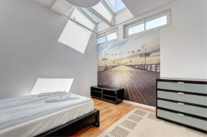 Dom & House - Apartamenty Monte Cassino, Apartmanok  Sopot - big - 62