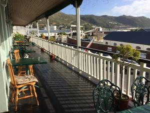 Habitación Doble con balcón y vistas al mar