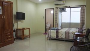 Penhouse Hotel Pattaya, Hotely  Pattaya South - big - 17