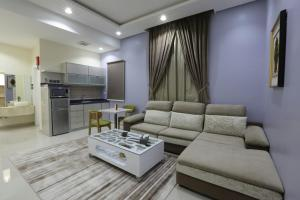 Dorrah Suites, Aparthotels  Riad - big - 20