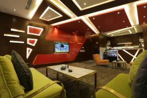 Dorrah Suites, Aparthotels  Riad - big - 53
