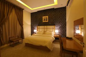 Dorrah Suites, Aparthotels  Riad - big - 23