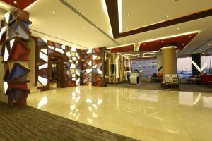 Dorrah Suites, Aparthotels  Riad - big - 52
