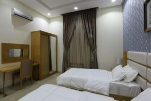 Dorrah Suites, Aparthotels  Riad - big - 33