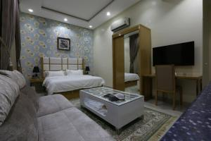 Dorrah Suites, Aparthotels  Riad - big - 3