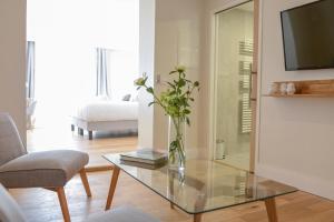 Au 30, Apartmánové hotely  Lille - big - 62
