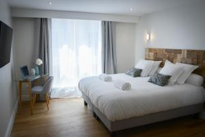 Au 30, Apartmánové hotely  Lille - big - 65