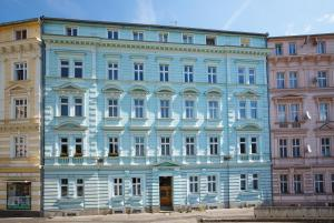 Apartment Grimms Haus, Apartments  Karlovy Vary - big - 7
