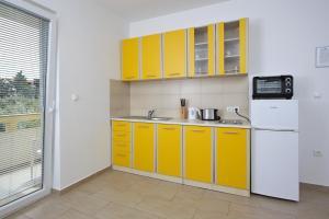 Apartments Jasmina, Apartmány  Novalja - big - 30