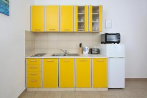 Apartments Jasmina, Apartmány  Novalja - big - 49