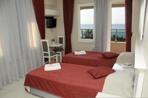 Savk Hotel, Hotely  Alanya - big - 3