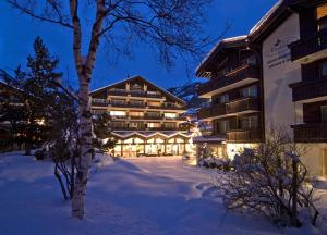 Hotel Mirabeau, Hotely  Zermatt - big - 46