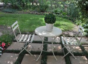 花园景双人或双床间