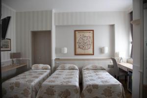 Hotel Flora, Отели  Милан - big - 38