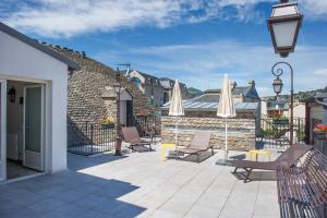 Hotel De France, Hotel  Mende - big - 15