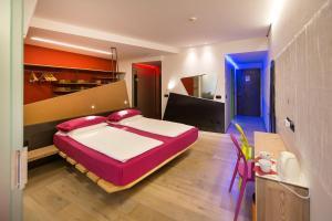 Ambienthotel PrimaLuna, Hotely  Malcesine - big - 63