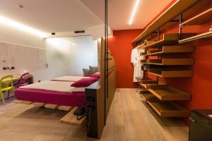 Ambienthotel PrimaLuna, Hotely  Malcesine - big - 65