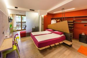 Ambienthotel PrimaLuna, Hotely  Malcesine - big - 62