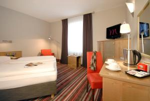 Mercure Hotel Bad Homburg Friedrichsdorf, Hotels  Friedrichsdorf - big - 8